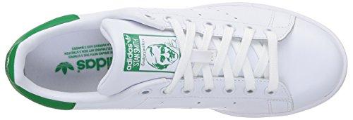 Scarpe Da Ginnastica Adidas Originali Bianco Smith M20324 Bianco / Bianco / Fairway