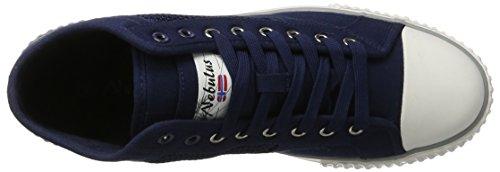 005 Nebulus Hautes Homme Best Navy Bleu Baskets r00qzYWR