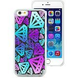 purple-diamond-white-for-iphone-6-6s-47-inch-tpu-phone-case