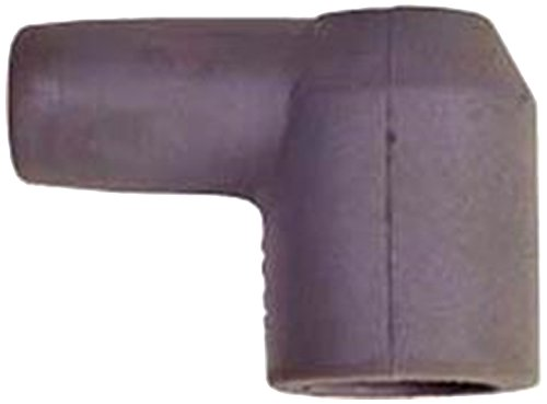 MSD 34525 Gray 90 Degree Distributor Boot, (Pack of 100) (Bulk) ()