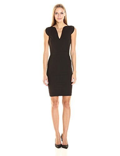 french-connection-womens-lolo-stretch-dress-black-12