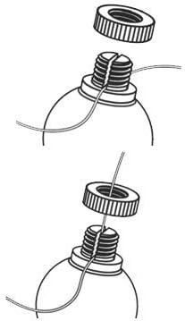 AIRFLO New Air Lock Strike Indicators 1//2