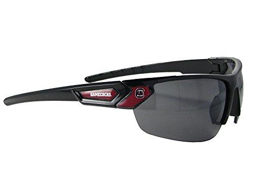 South Carolina Gamecocks Black Garnet Sport Sunglasses USC Gift S12JT