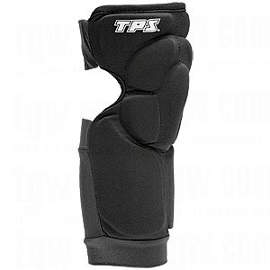 TPS Bionic Sliding Knee Pads Black (L/XL) (Short) by LOUISVILLE SLUGGER