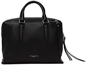 GIANNI CHIARINI Isabella Shoulder Bag M Nero