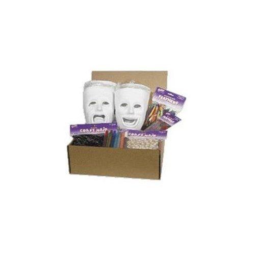 - Chenille Kraft 1720 Plastic Masks Classroom Activities 6 Sad/6 Happy