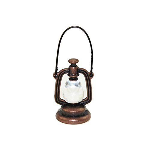 Binory Mini Retro Oil Lamp for 1/6 1/12 Dollhouse Furniture,Fashion for sale  Delivered anywhere in USA