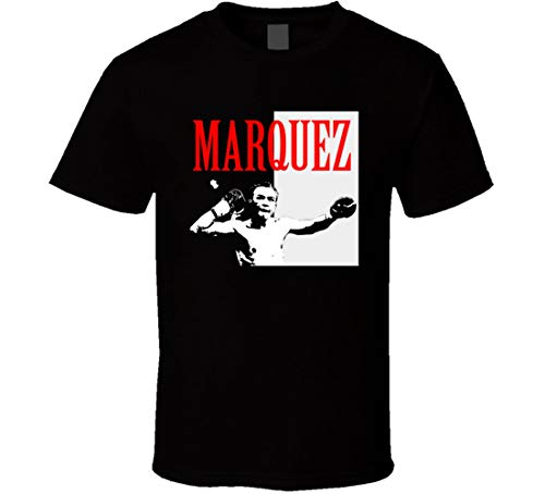 Juan Manuel Marquez Boxing Champ Cool Fight T Shirt Black