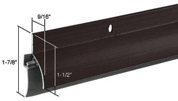 CRL Dark Bronze Finish Door Sweep-Rain Drip Combination for 36\u0026quot; ...  sc 1 st  Amazon.com & CRL Dark Bronze Finish Door Sweep-Rain Drip Combination for 36 ...
