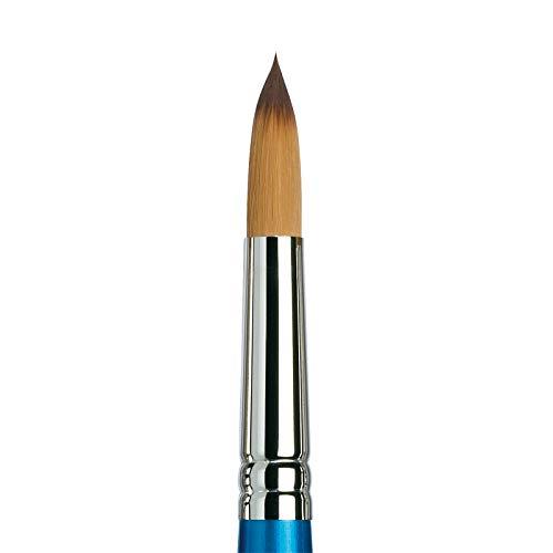 Winsor & Newton Brush, Wood, Transparent, No 16 -. 11.5 mm, Round - Brush, Short Handle