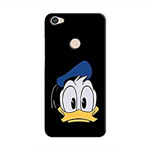 Cover It Up - Don Duck Print Redmi Note 5A Hard Case