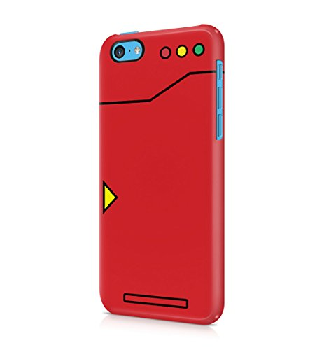 Pokemon Pokedex Gameboy Nintendo Hard Plastic Snap-On Case Cover For iPhone 5c Photo - Pokemon Gaming