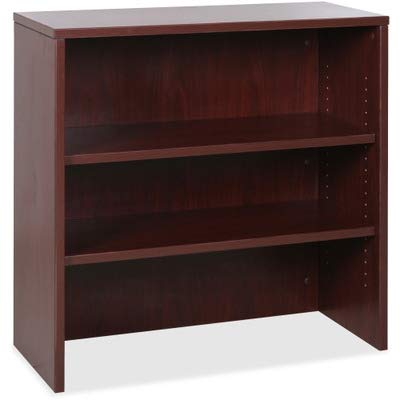 Lorell Hutch, 15 by 36 by 36-1/2-Inch, Mahogany by Lorell