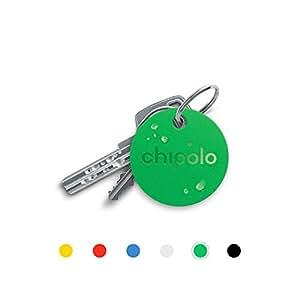 Chipolo Plus Bluetooth buscador de Llaves y teléfono - El màs estrodente. (100 dB) (Verde)