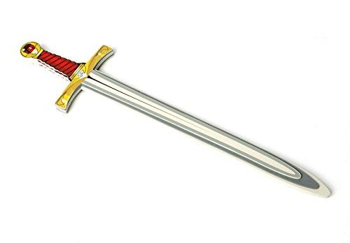 Liontouch Knight Sword, Konig Rotstein, Red/Gold -