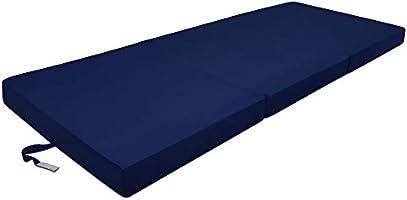 Beautissu Cómodo colchón Plegable Campix Auxiliar futón 60 x 190 x ...