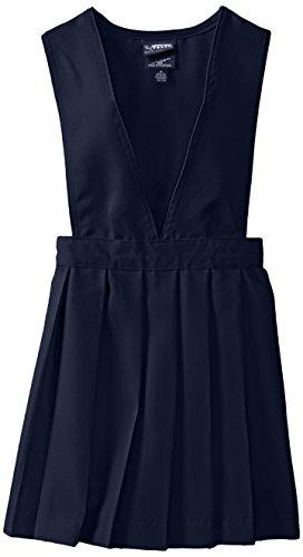 Pleated Jumper Dress - 2