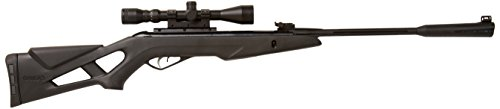Gamo 611004925554 Silent Stalker Whisper .22 Caliber Air Rifle with Scope