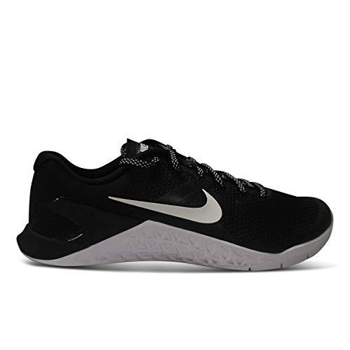 Nike Men's Metcon 4 Training Shoe Black/White Size 9.5 M US
