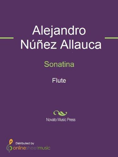 Sonatina - Flute