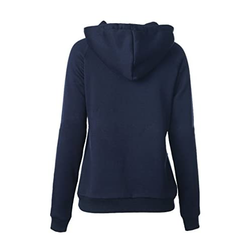 Womens Pullover Hoodies Fuck Cancer Long Sleeve Fleece Hooded Sweatshirt Sweater Blouses Tops