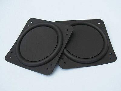 2pcs 44mm 8Ω 10W Vibration Speaker Resonance horn Bass audio loudspeaker 8ohm