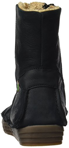 El Naturalista Black Stivaletti N5043 Pleasant Nero Field Donna Rice 66drqxCnw