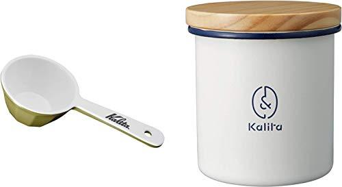 【세트 구매】 칼리타(Kalita) 커피 메이저 취미+canister 환형세트 / 단품