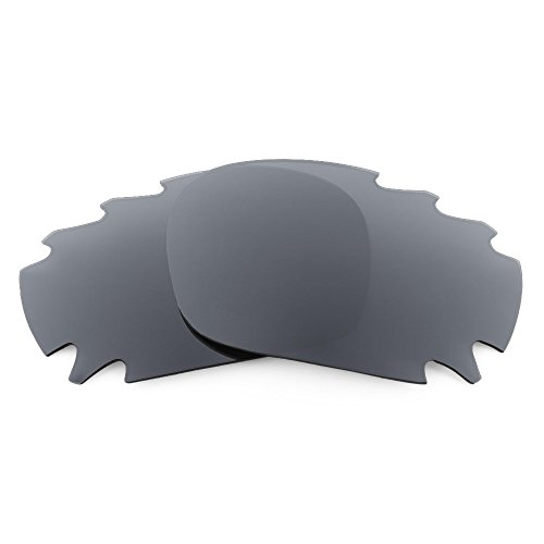 Revant Replacement Lenses forOakley Racing Jacket (Vented)PolarizedSmoke GreyAsian Fit