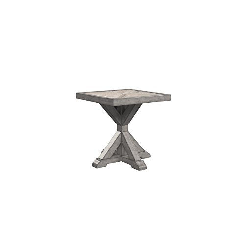 Cheap  Ashley Furniture Signature Design - Beachcroft Outdoor Square End Table - Porcelain..
