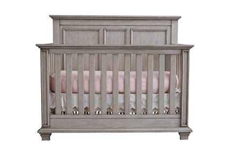Oxford Baby Kenilworth Convertible Crib, Stone Wash