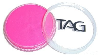 TAG Face Paints - Neon Magenta (32 gm) -
