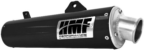 HMF Engineering Sport Series Full System - Brushed , Color: Brushed YYFZ450FAR