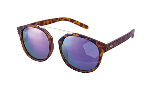 Affordable Sunglasses Revo (MIRA MR-810-P Purple Tortoise Shell Womens Sunglasses - Revo Lenses with 100% UVA and UVB Outdoor Protection - Comfortable Retro Design - Includes Presentation Box & Microfiber Carrying Bag)