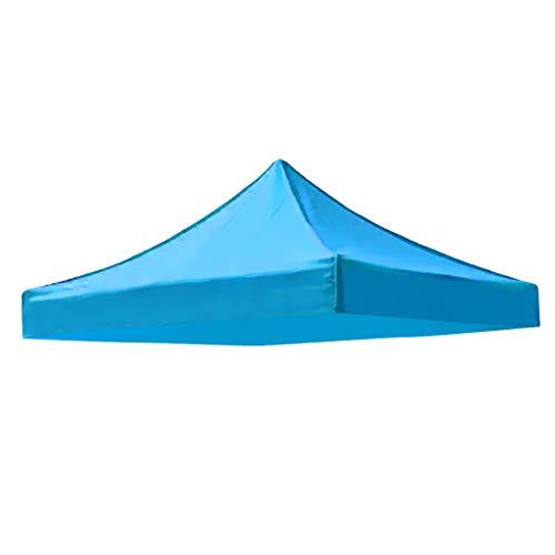 🥇 CUTICATE Toldo Instantáneo Carpa Plegable para Tienda de Fiesta Tapete Impermeable Anti UV