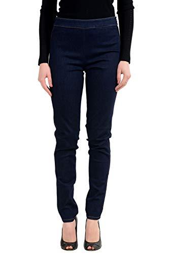 (Prada Blue Skinny Leg Women's Jeans US 28 IT 42)