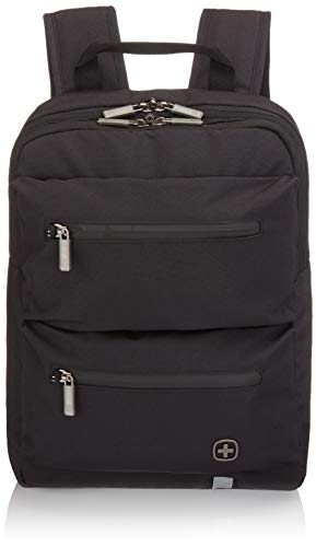 "Wenger Luggage Citymove 14"" Laptop Backpack, Black, One Size"
