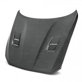 on Fiber Hood for BMW F20 F22 (Dv Style Carbon Fiber Hood)