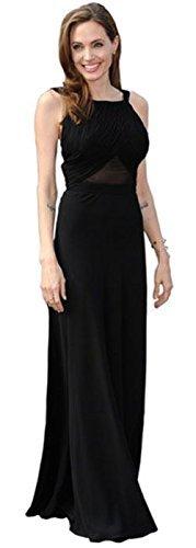 Angelina Jolie (Black Dress) Life Size Cutout by Celebrity Cutouts