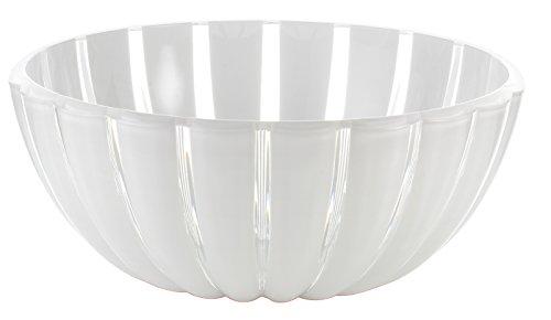 Guzzini Transparent Grace Bowl, 10-Inches