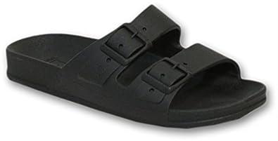 nouveaux produits pour grandes variétés nouveau style de vie Cacatoés - Claquette Noir (45): Amazon.fr: Chaussures et Sacs