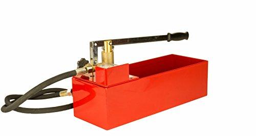 Steel Dragon Tools 29900 Hydrostatic Pressure Test Pump 726 PSI 3 Gallon Tank Flow 1/2