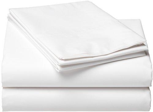 Plushy Comfort Luxury Brand Split King Sheet Set 5 Piece For Split King Bed Size Only 100 Percent Egyptian Cotton 600 Thread Count White Plain