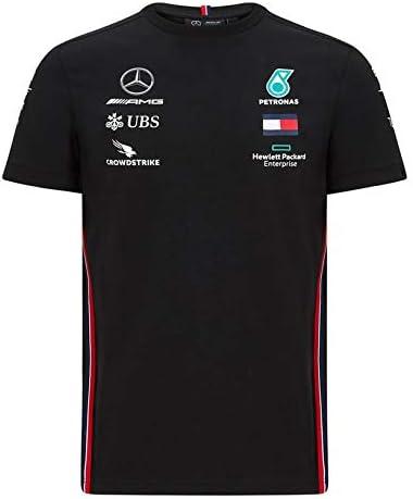 [ Mercedes AMG ] 2020 メルセデス AMG ペトロナス F1 Racing Team オフィシャル レプリカ Tシャツ