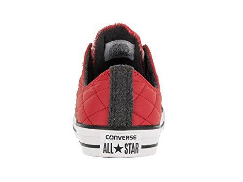 Converse Unisex Chuck Taylor All Star Lavada Twill Ox Sneaker 149551c-casino / Negro / Blanco