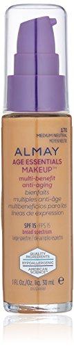 Almay Age Essentials Makeup, Medium Neutral