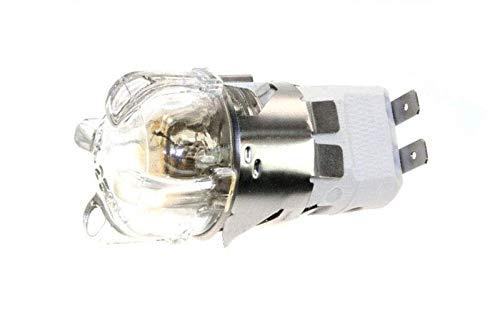 Vaso D lámpara referencia: 00650242 para horno Bosch: Amazon.es ...