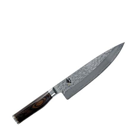 Kai Europe Tim Mälzer Edition - Cuchillo de Cocina, 20 centímetros