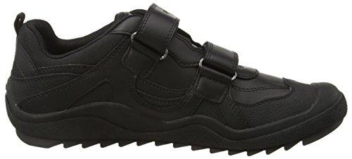 Geox J Artach Boy, Zapatillas para Niños Negro (Black C9999)