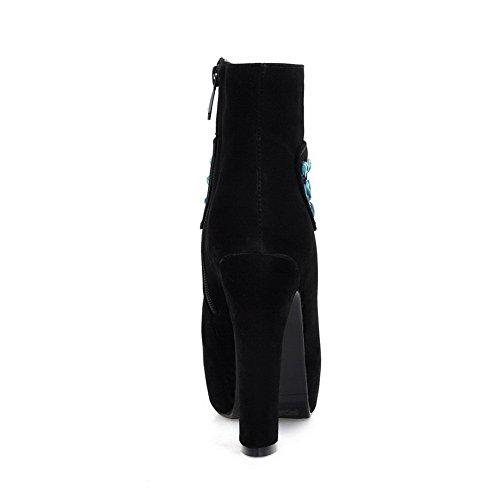 Baja Zapatilla Negro 1to9mns01926 1to9 Mujer n618wvCxEq